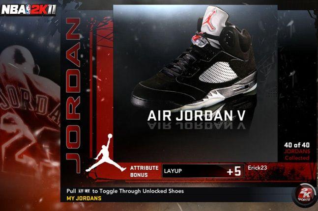 Jordan Nba 2K11 V 1