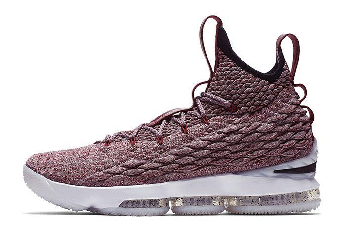 Nike Lebron 15 Red 6