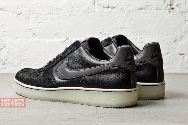 Nike Af1 Downtown Black 3