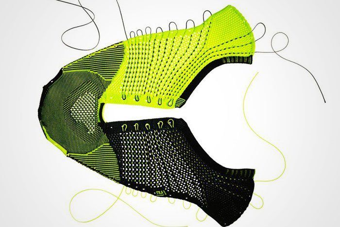 Material Matters Flyknit Nike Small Thumb