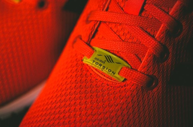 Adidas Zx Flux Infrared 4