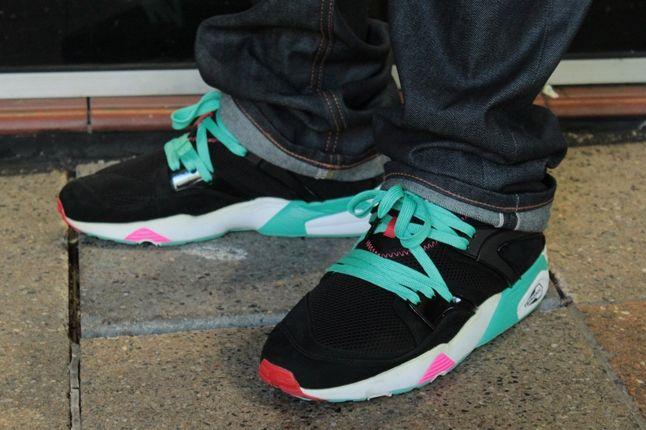 Sneaker Freaker X New Balance Tassie Devil Launch At Laced Puma Sf Sharks 1