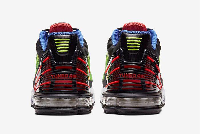 Nike Air Max Plus 3 Parachute Heel