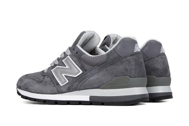 New Balance 996 Heritage Grey Silver 2