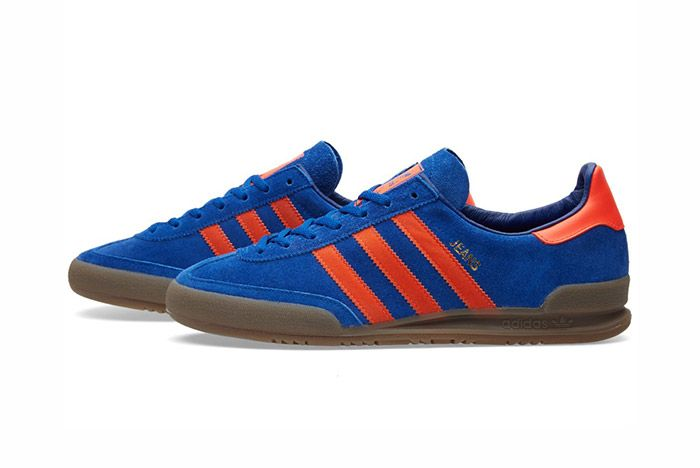 Adidas Jeans Collegiate Royal 5
