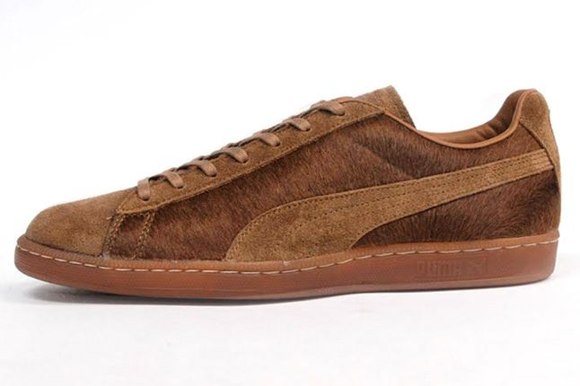 Puma Japan First Round Lo Fur And Suede Profile 1