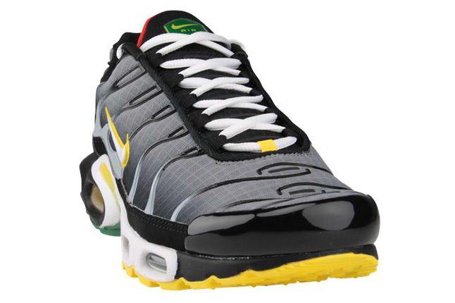Nike Air Max Plus (Rasta) - Sneaker Freaker