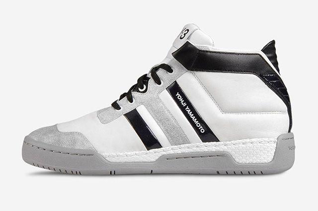 Adidas Y3 Courtside White