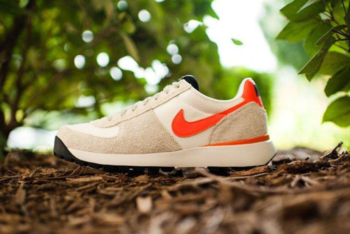 Nike Lava Dome Ultra 2016 Grey Orange 2