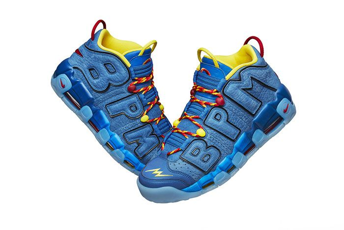 Nike Doernbecher Freestyle Air More Uptempo