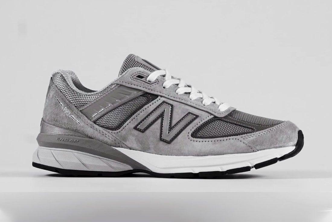 Stranger Things Sneakers New Balance 990 V5
