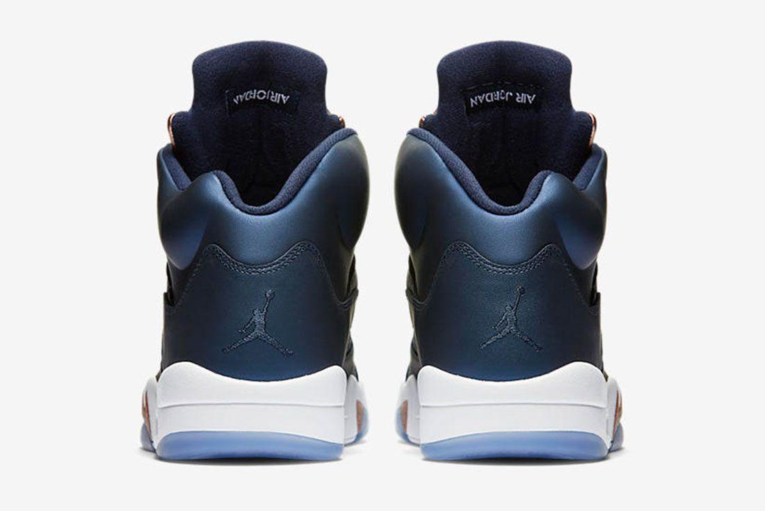 Air Jordan 5 Bronze 7