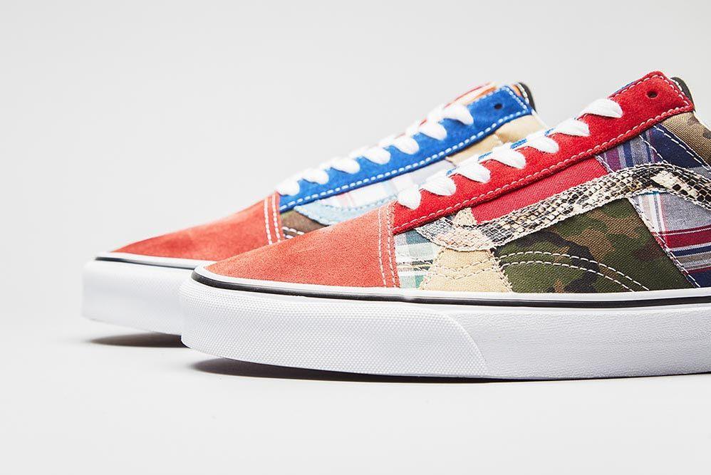 Vans Old Skool Factory Floor Release Date Price 03 Sneaker Freaker