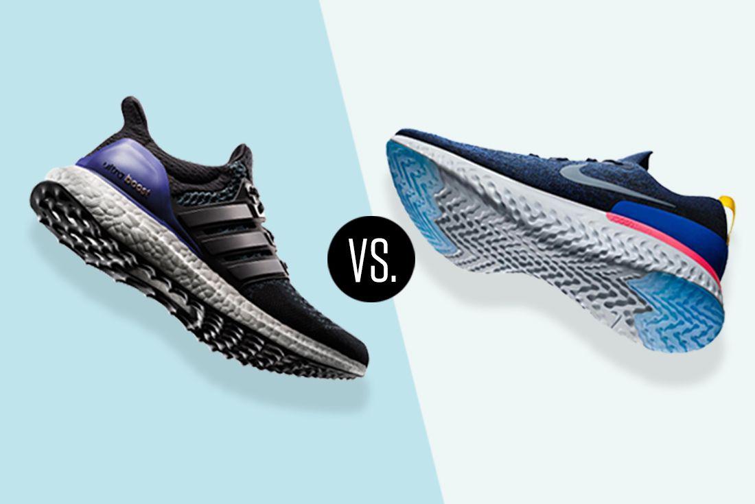 acidez Química Guerrero  Material Matters: Nike React Vs. adidas BOOST - Sneaker Freaker