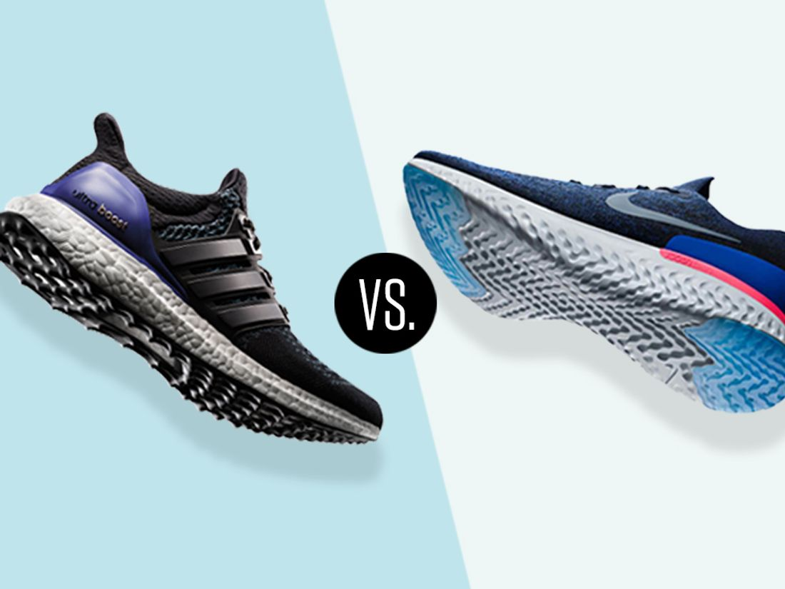 inalámbrico perderse simultáneo  Material Matters: Nike React Vs. adidas BOOST - Sneaker Freaker