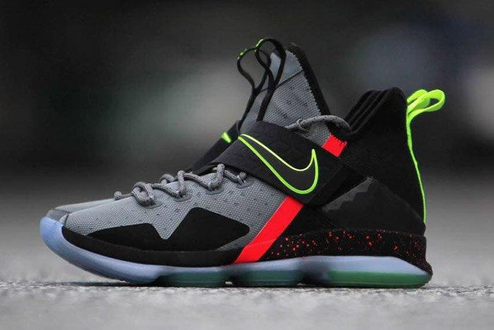 Nike Lebron 14 Out Of Nowhere 1