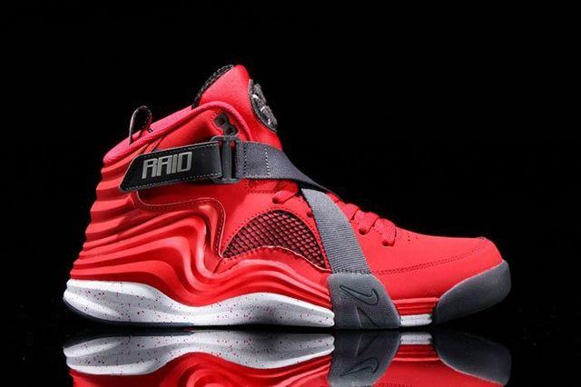 Nike Lunar Raid Red