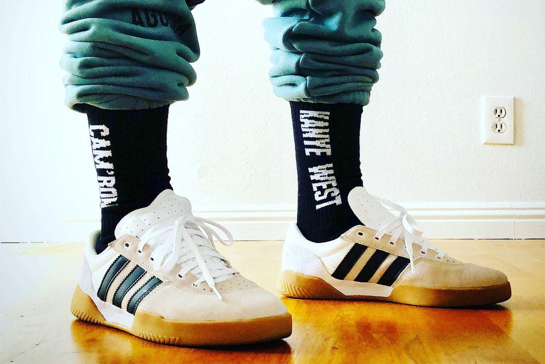 Kanye West Honor Up Merch Damon Dash Sneaker Freaker 1
