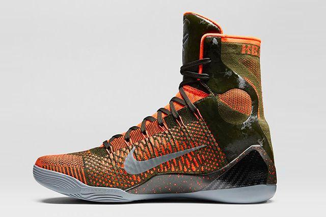 Nike Kobe 9 Elite Sequoia Nikestore 5