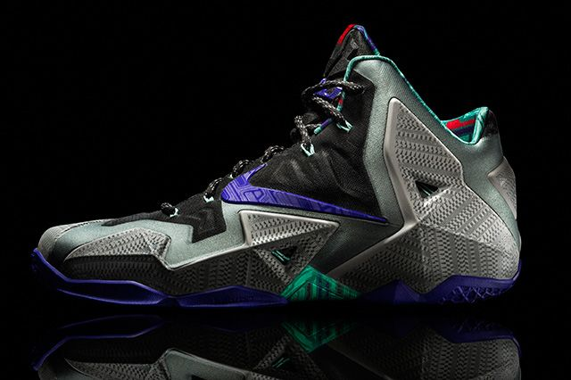 Nike Lebron Xi Official Images Terracotta Warrior