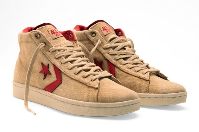 Clot X Converse Pro Leather First String Quater 1