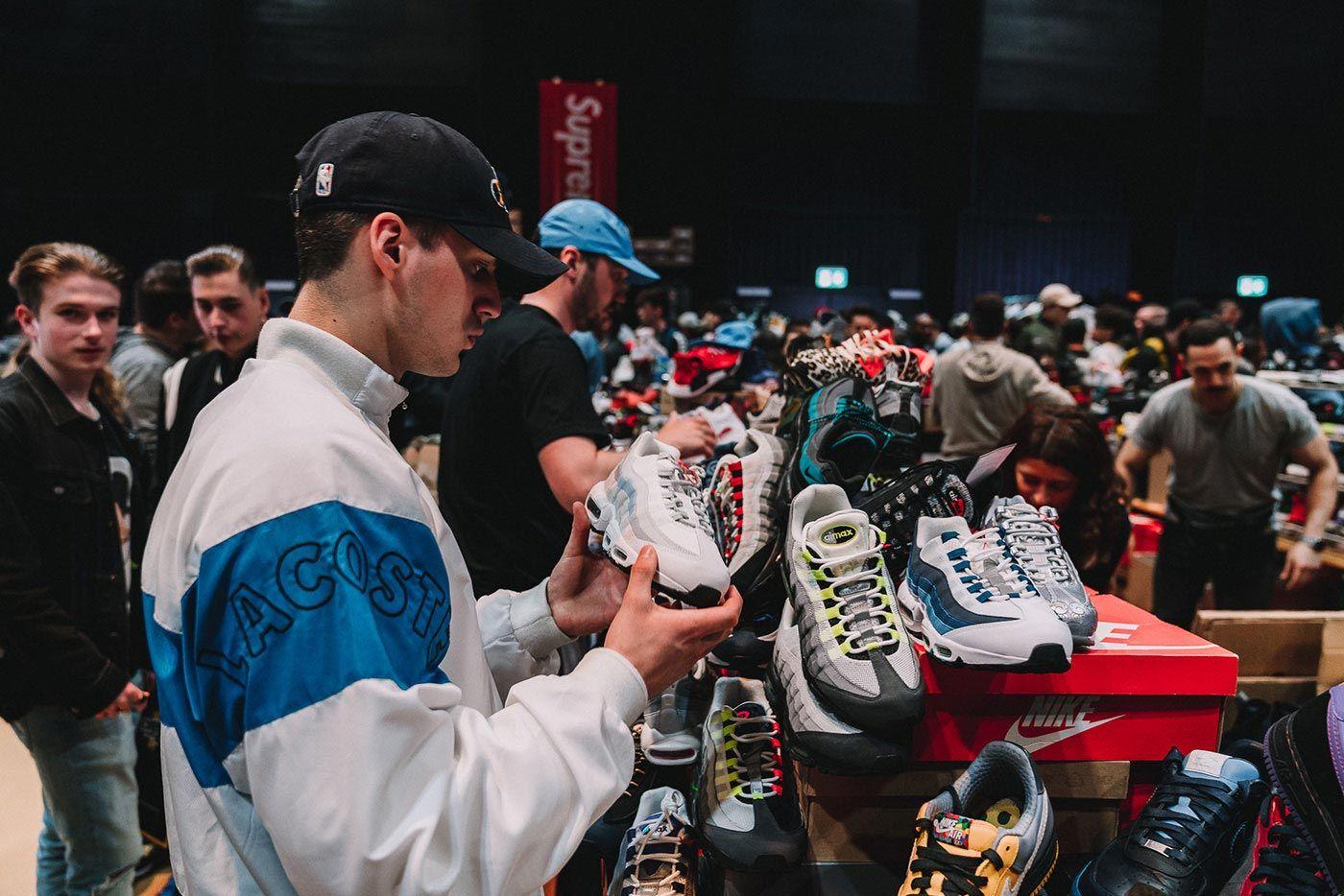 Sneakerness Event Recap Looking Ait Air Max 95S