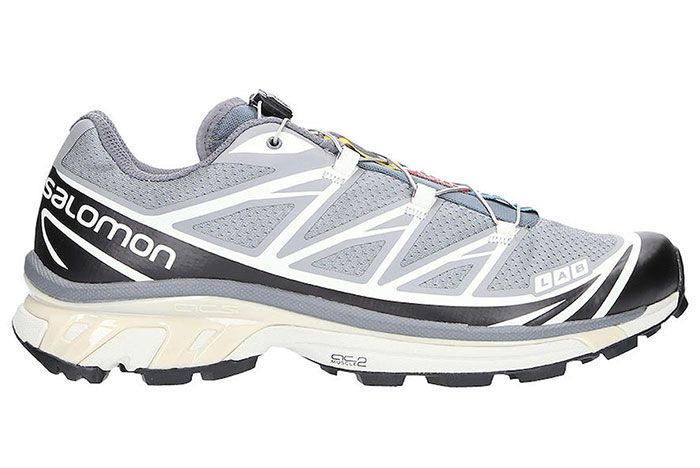 Salomon Slab Xt 6 Softground Adv Grey Lateral