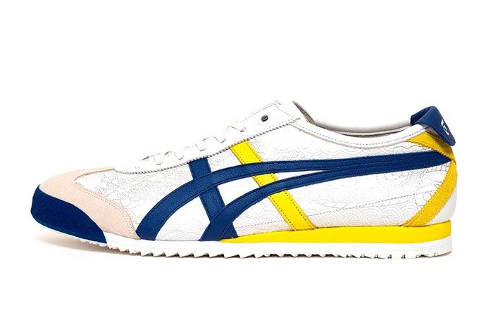Onitsuka Tiger Street Fighter Chun Li Sneaker Side3