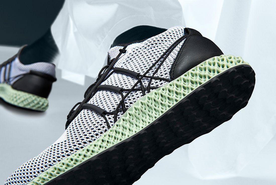 Adidas Y 3 Runner 4 D 3