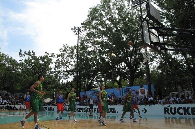 World Basketball Festival Rucker Park 8 1