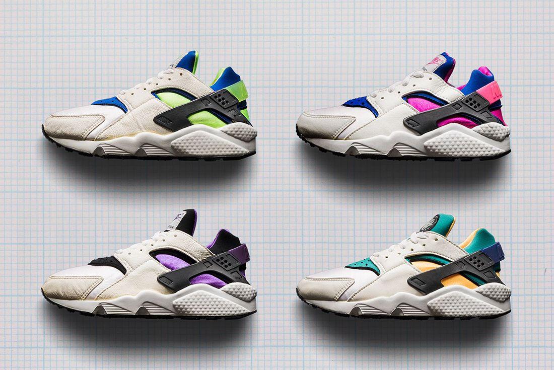 Nike air huarache og colourways