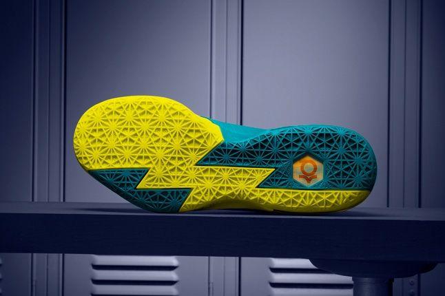 Nike Kd Vi First Look Sole Profile 1