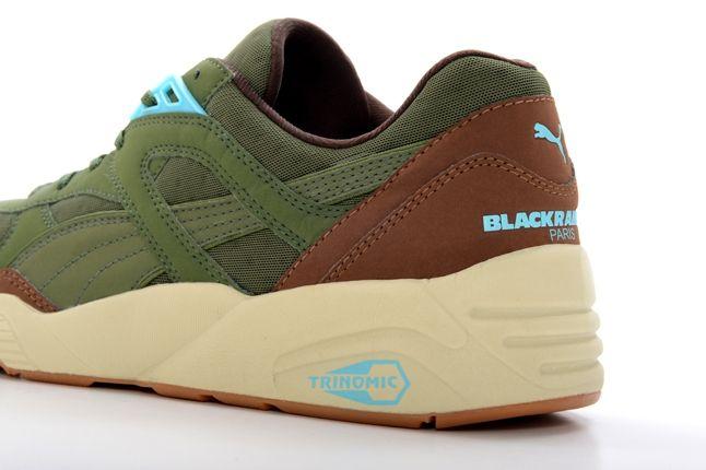 Blackrainbow Puma R698 Pack Brown Heel Detail 1