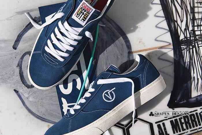 Vans Surf Paradoxxx Navy 2 Sneaker Freaker