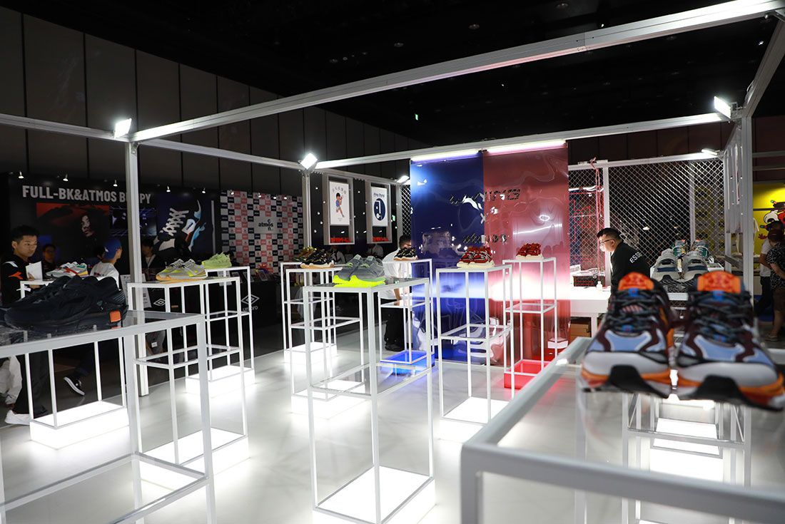 Atmos Con Tokyo 2019 Koji Sneaker Freaker Floor Shot44