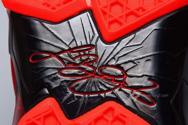 Nike Lebron 11 Miami Heat Away Update 1