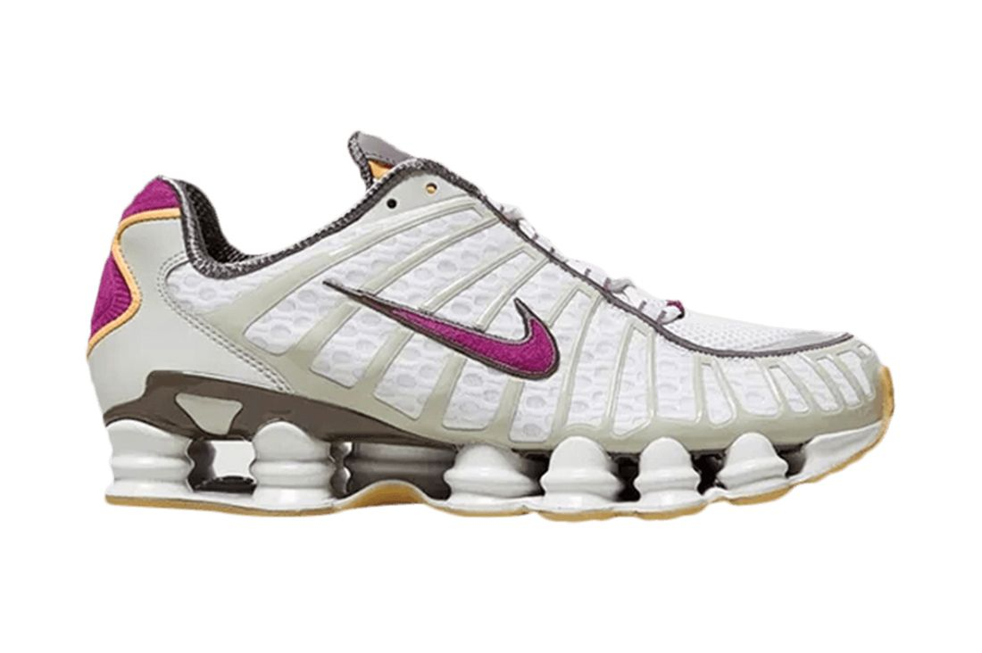 Size Shox Tl Viotech Nike Colourway Corral Feature