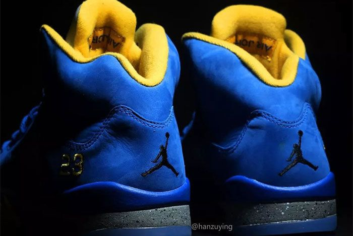 Air Jordan 5 Retro Jsp Laney Cd2720 400 Release Date 6