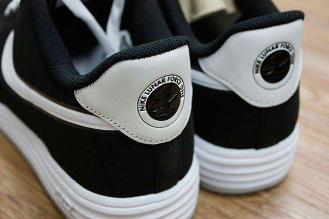 Nike Lunar Force 1 Heel 2