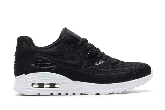 Nike Air Max 90 Ultra Plush Black