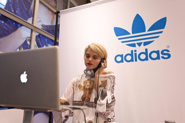 Jeremy Scott In Store Adidas Originals Soho New York 49 1