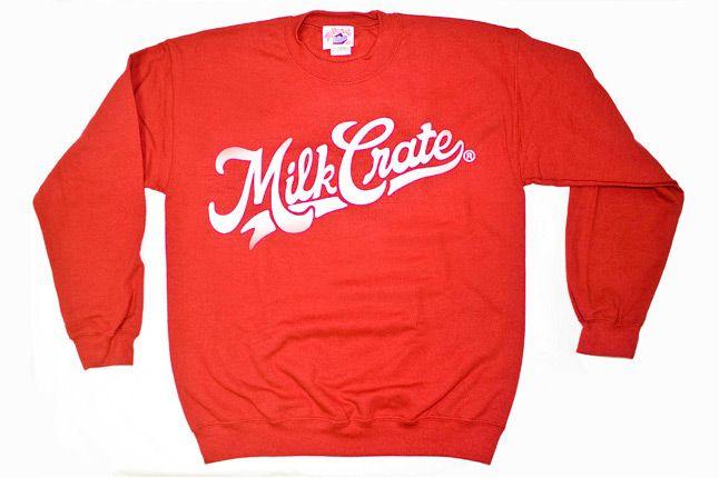 Milkcrate Athletics 2012 Fall Script Red Crew 1