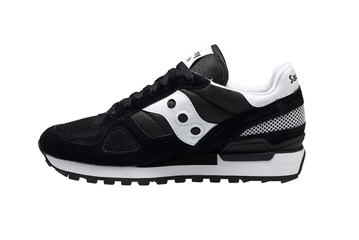 Saucony Shadow Original Black White 4