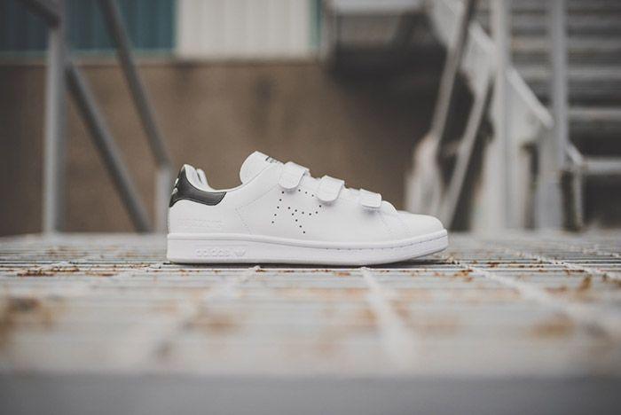 Raf Simons Adidas Stan Smith Comfort White 1