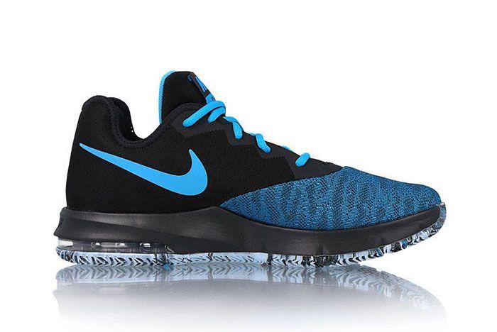Nike Air Max Infuriate Iii Low Aj5898 006 Release Date 1 Side