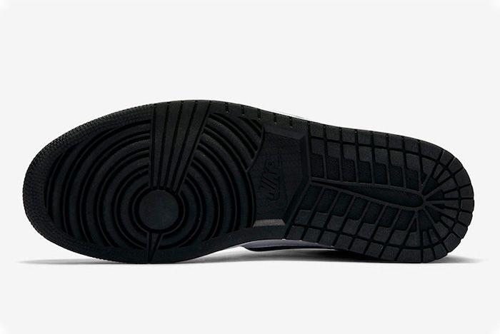 Air Jordan 1 Mid Quai 54 Release Date Sole