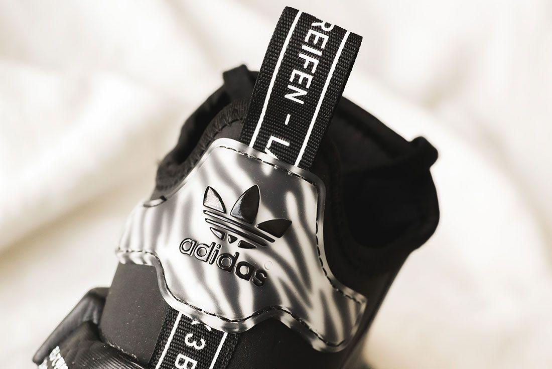 adidas NMD R1 Black Zebra JD Sports