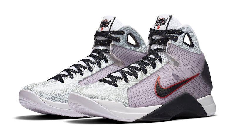 Nike Hyperdunk 2008 Pair Shot