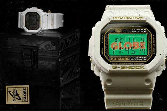 Gshock Watch Globe Image 11