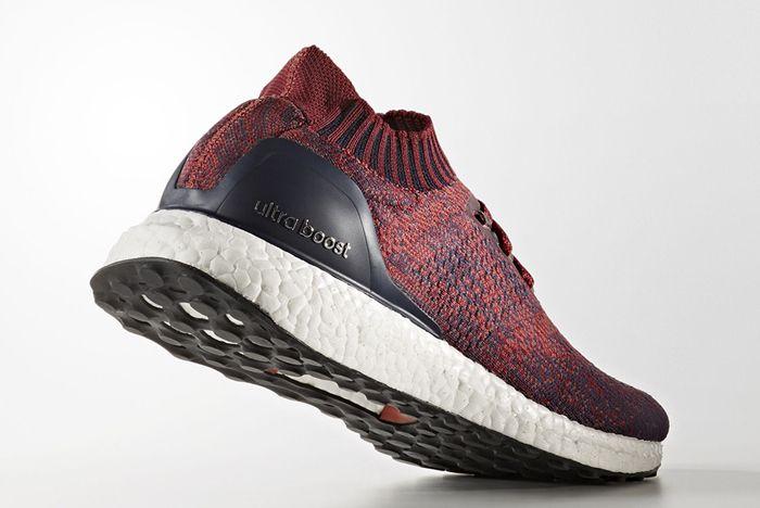 Adidas Ultra Boost Uncaged Burgundy1